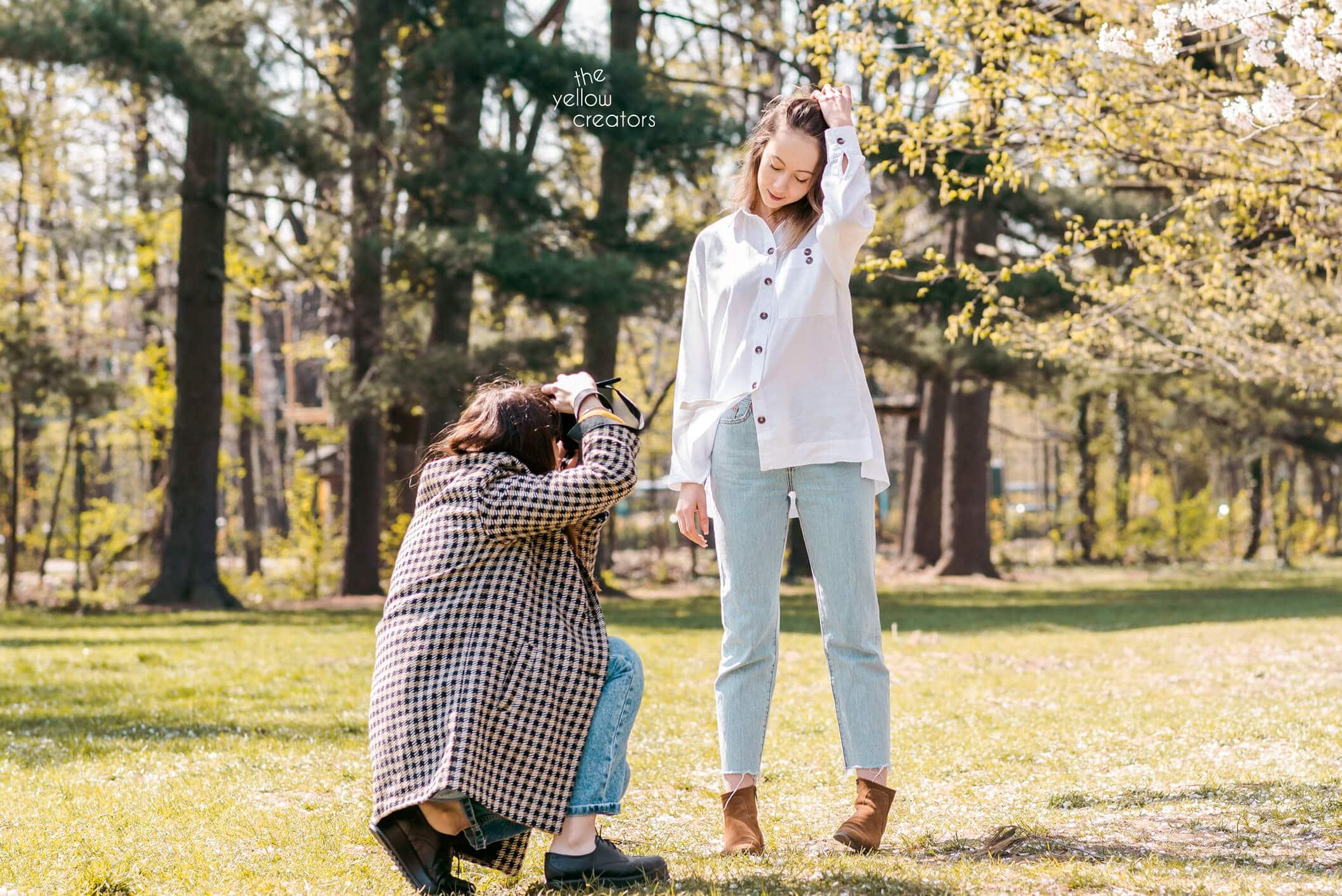 Ce înseamnă să fii fotograf Yellow